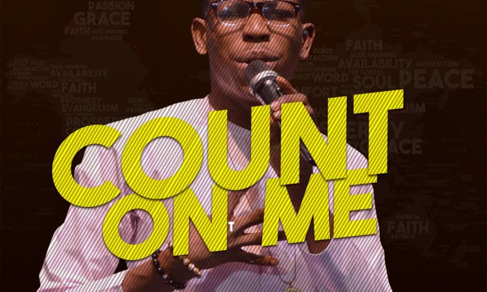 DOWNLOAD: Moses Bliss - Count On Me Mp3 Download