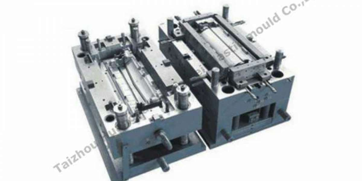 Air Cooler Mould Requires High Machining Accuracy And Maintenance