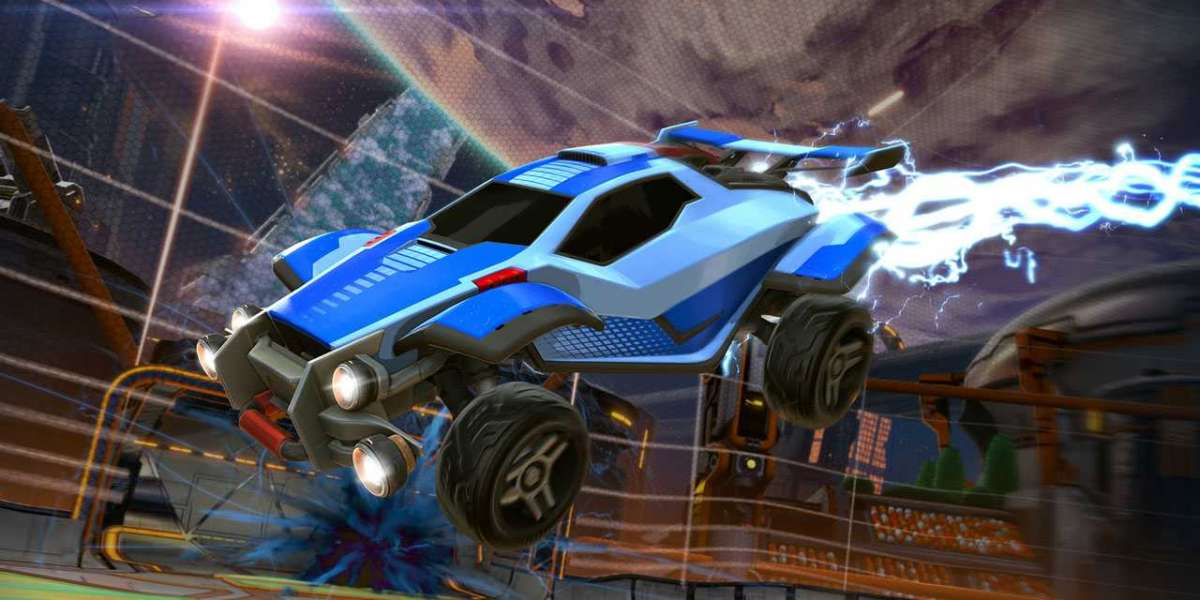 Rocket League latest acclimate went accepting today