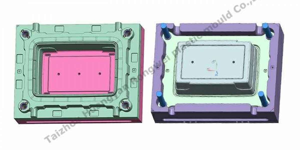 The Crate Mould Is Constantly Innovated On The Original Basis