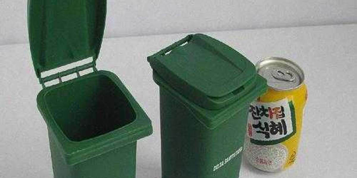 The Temperature Control of the Dustbin Mould Is A Very Important Link