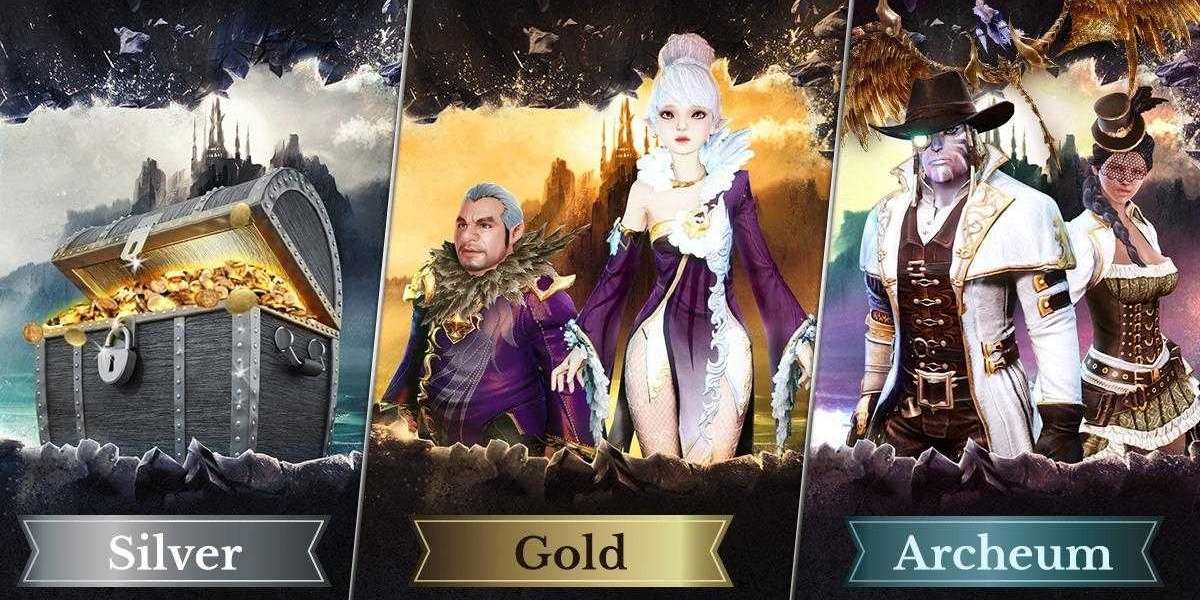 ArcheAge Unchained Gold Making Guide 2020