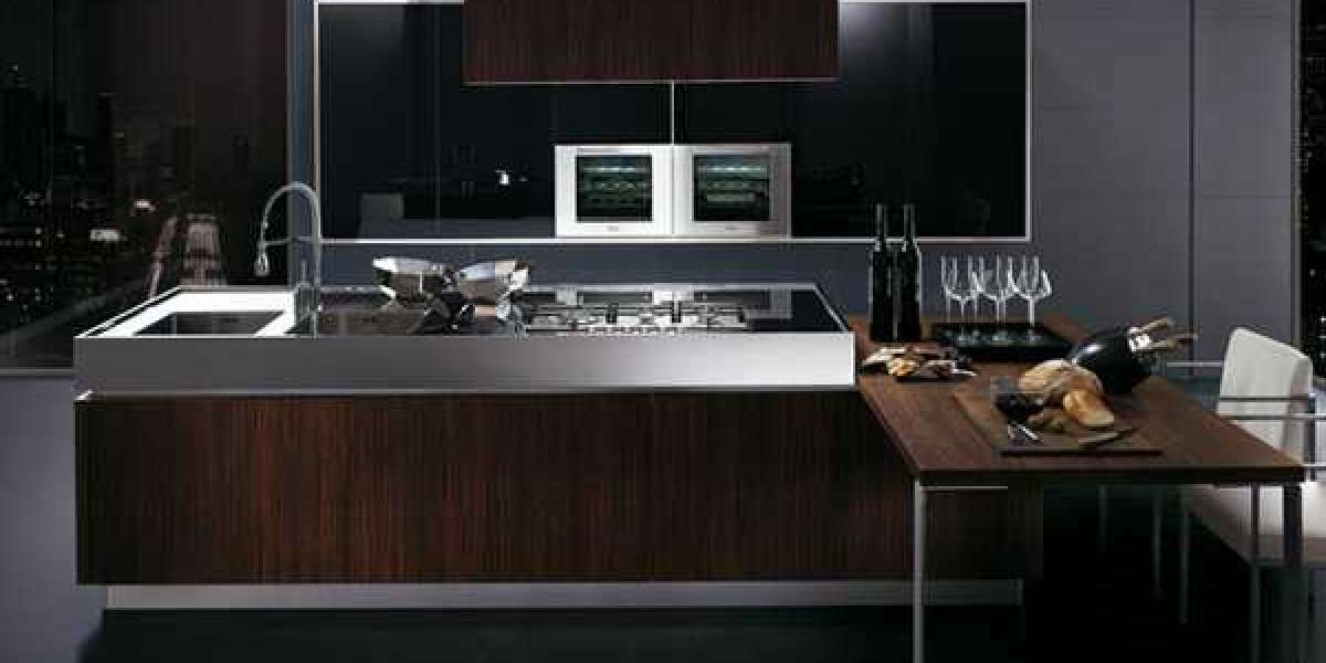 Stainless Steel Kitchen Cabinets Are Fireproof