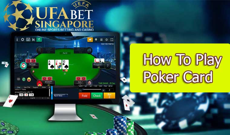 Poker Game - How To Play Poker Card At Online Bookmaker